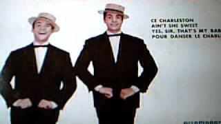 """Roger Pierre et Jean Marc Thibault """" Ain"""