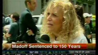 More Reaction - Madoff Sentenced to 150 Years - Bloomberg