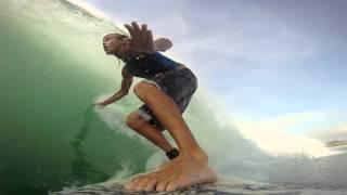 GoPro HD: Surf Endless Beschen Barrel
