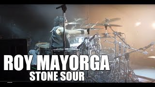 Скачать Stone Sour Roy Mayorga Gone Sovereign Absolute Zero Live Drum Cam