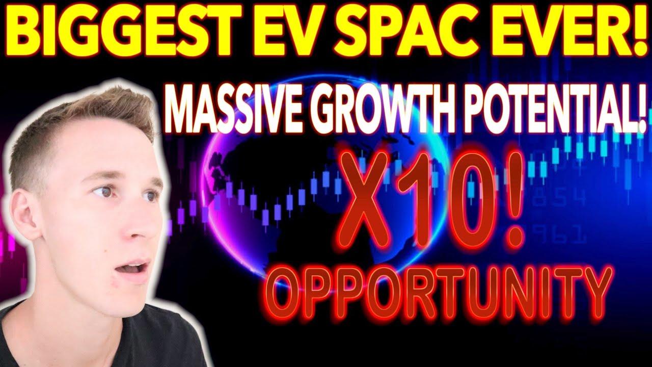 Download Biggest EV Spac Ever! Challenging Tesla! Massive Growth Coming! VGAC Spac 🚀