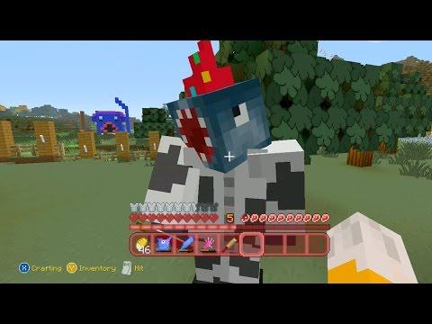 Minecraft Xbox - Quest For A Bobbly Wobbly Bit (58)