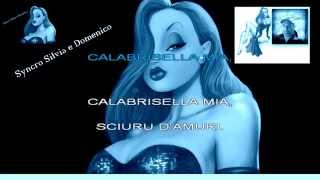 karaoke Calabrisella mia   Canti popolari