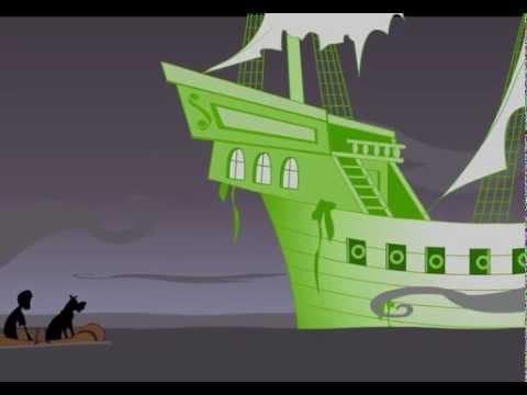 Прохождение игры Скуби Ду Пираты на борту 3: Рельеф рифа