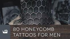 80 Honeycomb Tattoos For Men