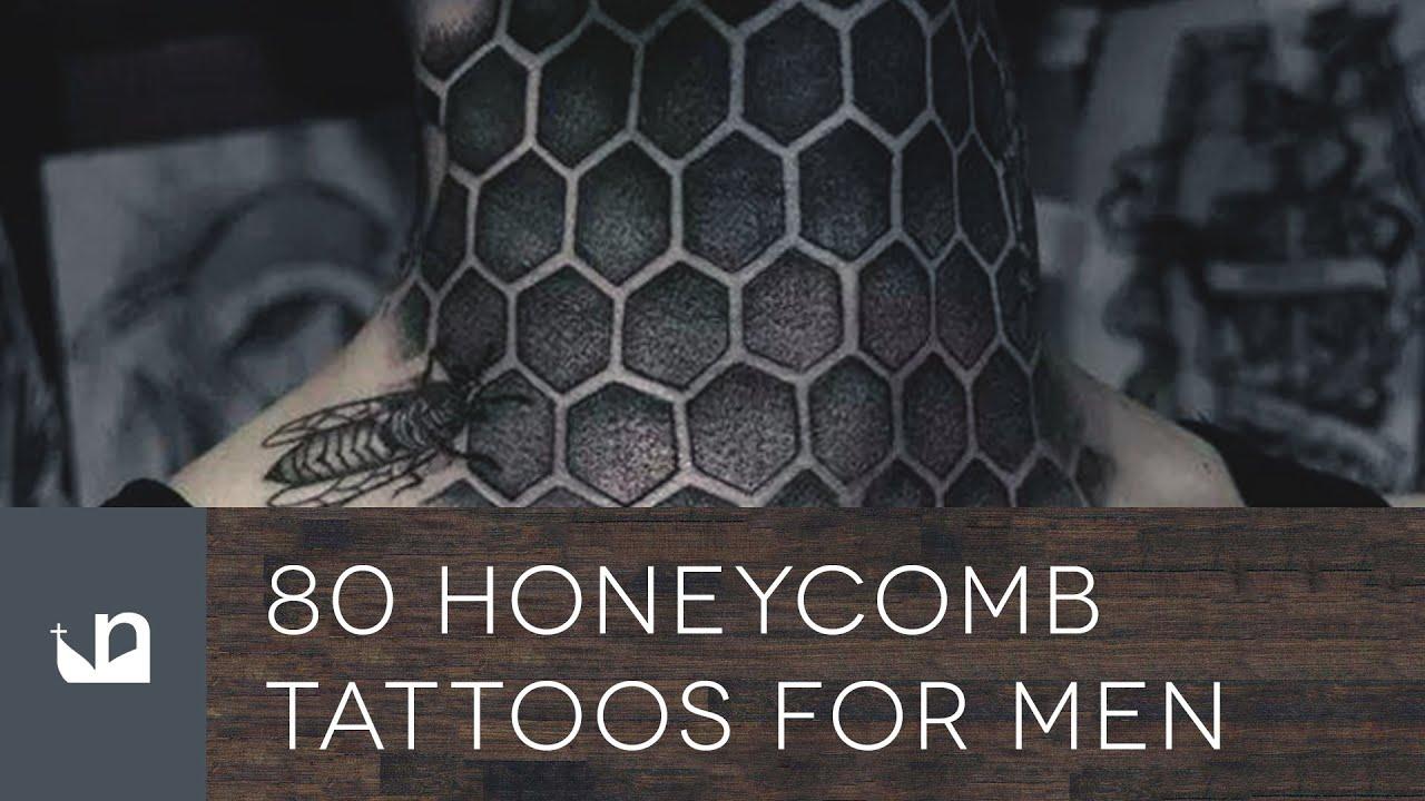 750e172f5 80 Honeycomb Tattoos For Men - YouTube