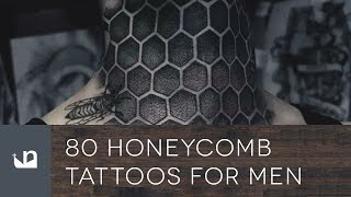80 Honeycomb Tattoos For Men