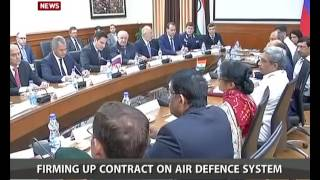 Скачать India Russia Held Detailed Discussions On Deeper Military Cooperations