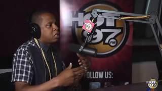 Jay Z speaking on believing in yourself