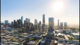 Future Los Angeles 2020 : Tallest Building Project and Proposals