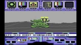 Koronis Rift (C64) Speedrun(Moon)