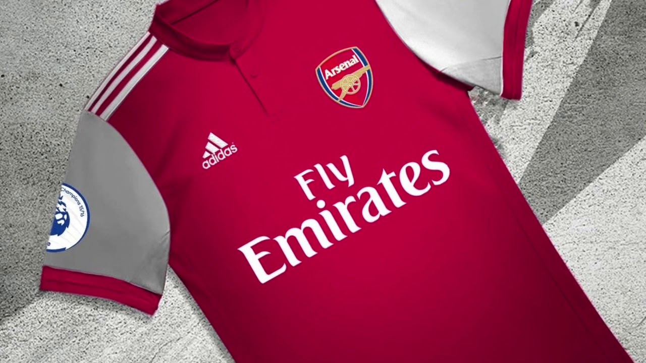 promo code 9713f 21db4 Leaked 2019/20 Arsenal Adidas Home Jersey