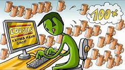 Crowdsourcing auf Clickworker.com - Wie geht das? - Teil 1