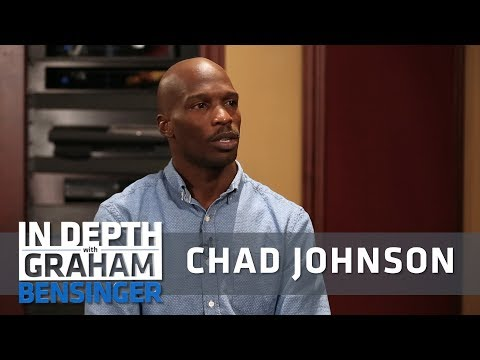Chad Johnson: I hadn't seen my dad for 20 years