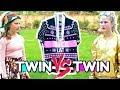 Twin Telepathy Challenge DIY Christmas Sweater!