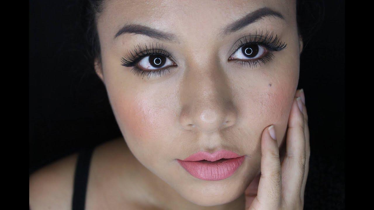 Tutorial De Maquillaje Look Natural Para El Dia Juancarlos960 - Maquillaje-natural-de-dia
