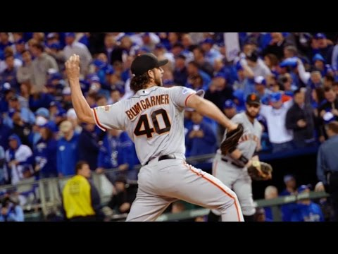 Epic Moments Madison Bumgarner