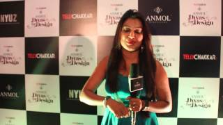 Atishri Sarkar at the event 'Divas For Design'.