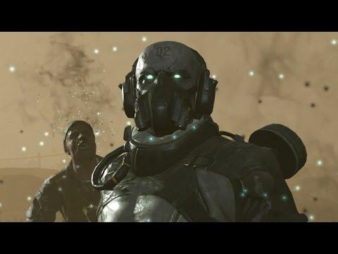 Metal Gear Solid 5: The Skulls (2nd Encounter) Boss Fight (1080p 60fps)