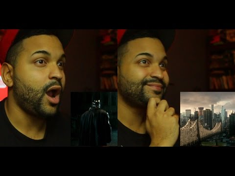 BATMAN V SUPERMAN Fly to Metropolis and Gotham with Turkish Airlines Superbowl TV SPOT REACTION