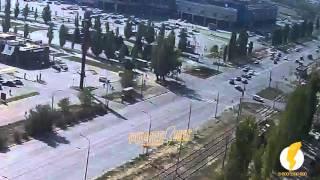 ДТП (авария) ул. Мира ул. Александрова 05-10-2015 11-38
