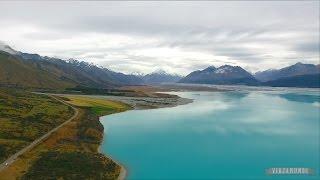 Road trip Nova Zelândia - Drone