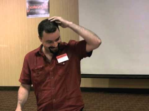 Brian Jones at Socialism 2008 on Martin Luther King