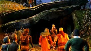 El FIN DE UNA ALDEA PROBLEMÁTICA - The Witcher || La Oscuridad De DAEL