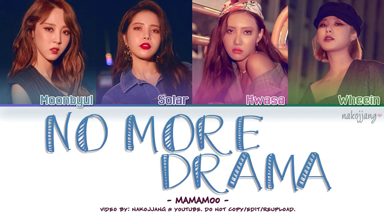 No More Drama - Mamamoo [Download FLAC,MP3]