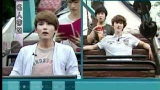 [Full] 111023 名人帶路 刺激! 中文測驗樂園 完整版 - Super Junior M thumbnail
