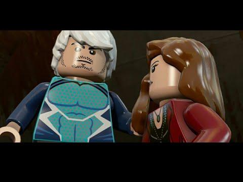 LEGO Marvel's Avengers: Anger Management - Episode 9 - YouTube