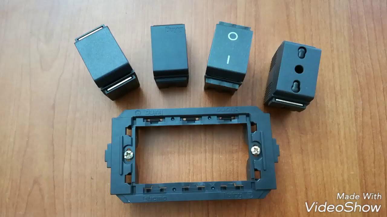 Schema Collegamento Interruttore Bipolare : Interruttore bipolare collegato a una presa parte 1 youtube