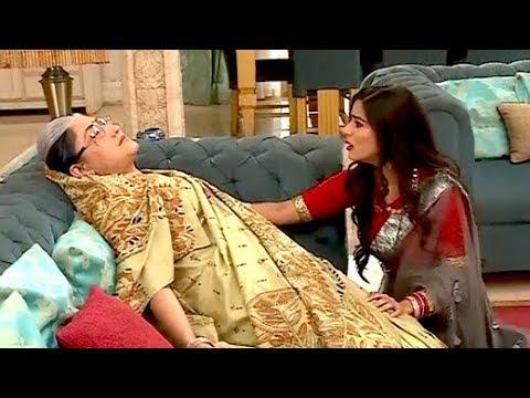 On The Sets Of TV Show Sasural Simar Ka
