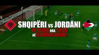 Albania vs Jordani