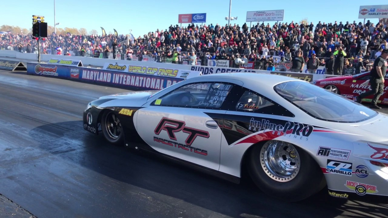 Carey Bales 6 74 203 World Quickest And Fastest Honda Accord Wcf Radial Vs Modified