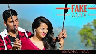 Friendship Vs love | Bewafa pyaar ft Tania Nishu Monish | Guru | WD MOVIES