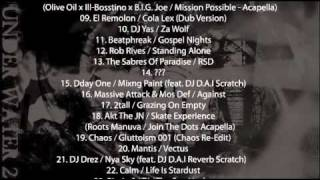 【 TBH, MJP好きは必聴 】 DJ D.A.I / Under Water 2 - 大推薦Mix CD!