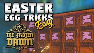 5 Tips & Tricks To Help Make The Frozen Dawn Easter Egg Easy! (WW2 Zombies The Frozen Dawn Tutorial)