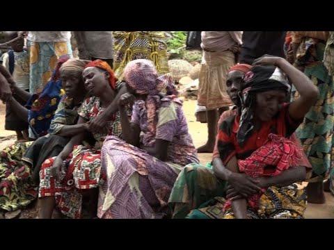 Nine dead in Burundi landslide
