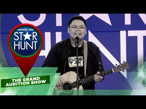 Star Hunt The Grand Audition Show: Jem Macatuno accepts Direk Laurens challenge | EP 12