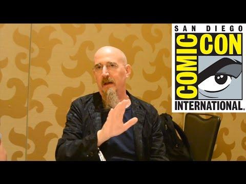 SDCC 2016   Writer Brian Azzarello talks Batman: The Killing Joke