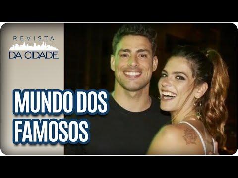 Cauã Reymond Rompe Namoro, Sabrina Sato E Caetano Veloso - Revista Da Cidade (16/01/18)