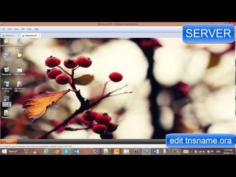 Oracle - Create Database Link