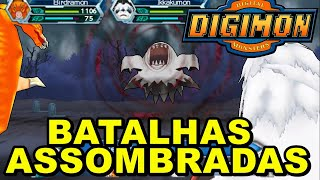 BATALHA DOS FANTASMAS EM DIGIMON ADVENTURE (PSP)