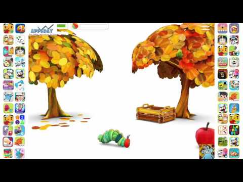 My Very Hungry Caterpillar Story Toys Best Kids app iPad Game