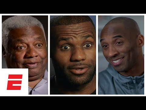 LeBron James, Oscar Robertson and others explain their love of basketball | Basketball: A Love Story