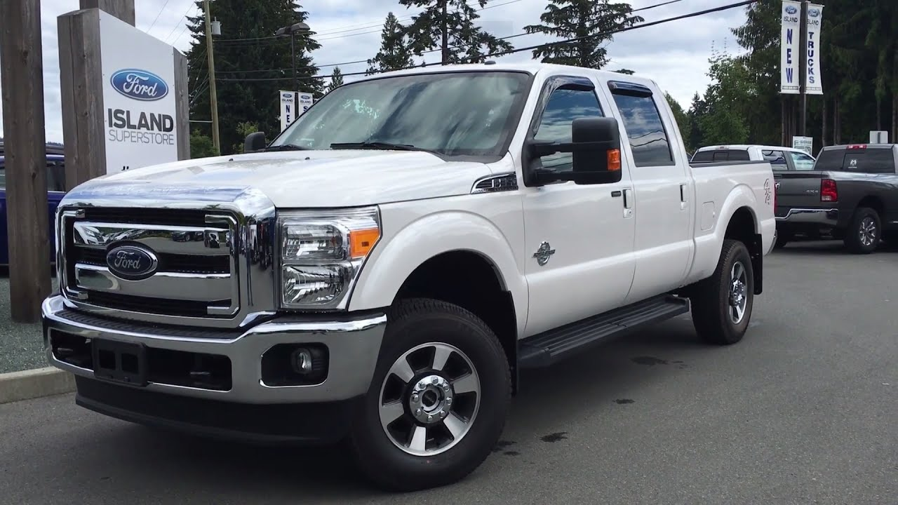 2016 ford super duty f 350 lariat ultimate srw heated cooled seats review island ford
