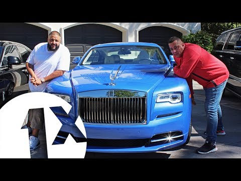 Cloth Talk with DJ Khaled and DJ Semtex in LA