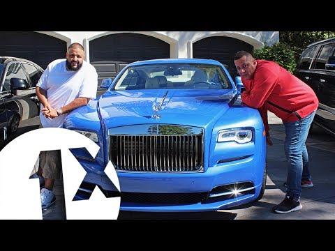 Cloth Talk with DJ Khaled and DJ Semtex in LA