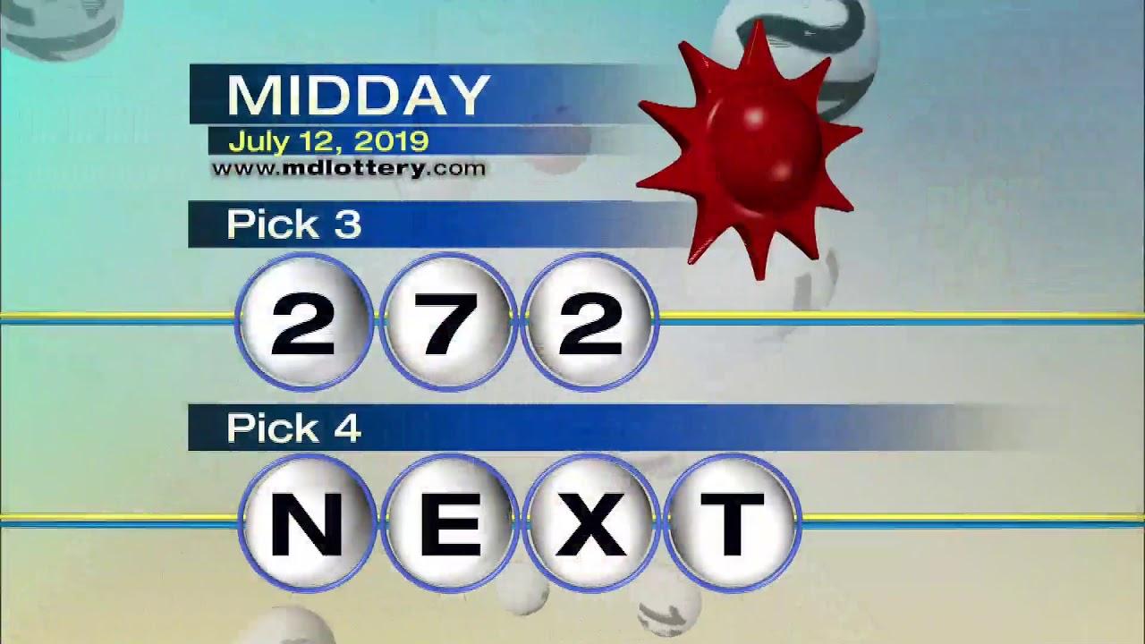 Lotto 7.12.19